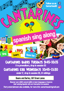Cantarines, Spanish singing for babies and kids