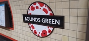 Bounds Green Remembrance Roundel