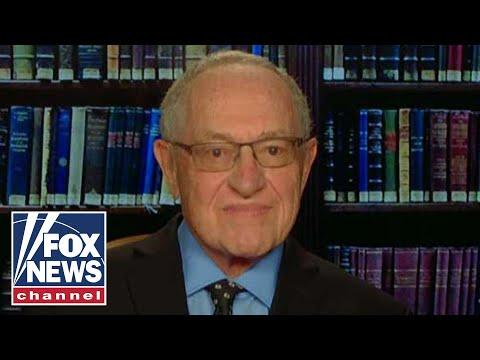 Dershowitz responds to Epstein accuser's allegations against him