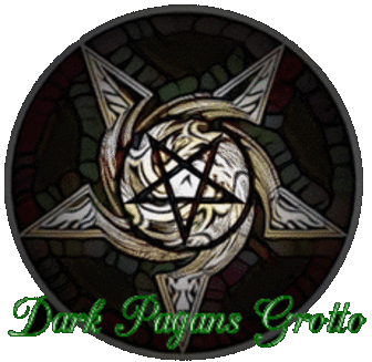 Dark Pagans Grotto.space Logo