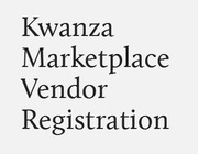 VENDORS, Secure Your Space at The Harlem Arts Alliance Kwanza Marketplace - Registration Closes NOV 15