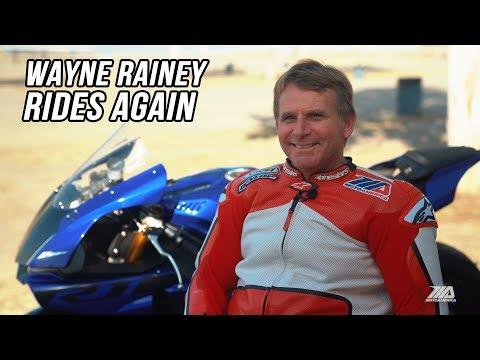 Wayne Rainey Rides Again
