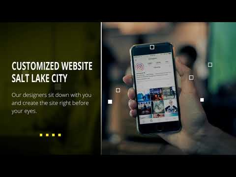 Customized Website Designers and SEO Company in Salt Lake City