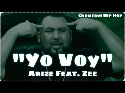 "NEW Christian Rap - Arize - ""Yo Voy"" Ft. Zee(Rap Cristiano)[Christian Music 2019]"