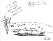 Stephan Nadon 64 E drawing