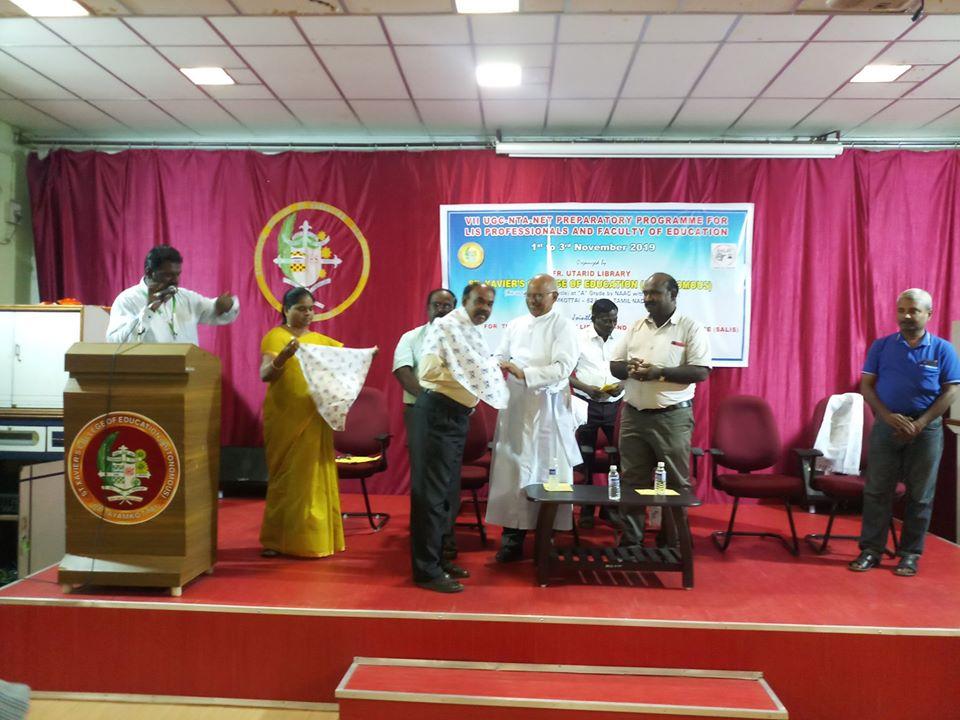 Three days UGC-NET preparatory programme to the Paper 1