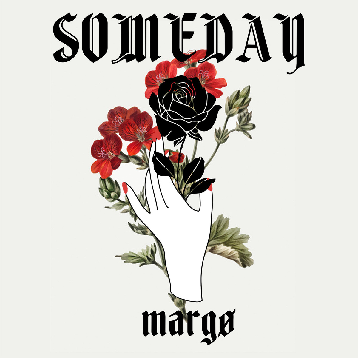 "Margø, ""Someday"""