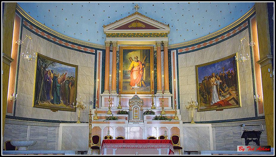 Καθολικός Ναός Αγ. Ανδρέα Πατρών