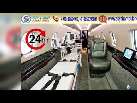 Select Air Ambulance from Patna to Delhi with Hi tech Medical Facility