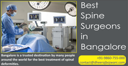 Who is the best spine surgeon in Bangalore