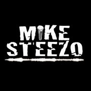 LOGO OF MIKE STEEZO (NAME ALONE)