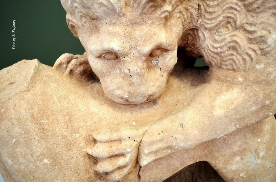 Τα γλυπτά της Αρχαίας Μεσσήνης (3)