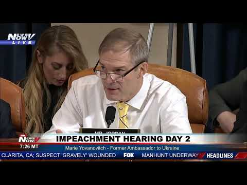 EARLY CHAOS: Republicans DEMAND To Ask All Questions During Impeachment Hearing
