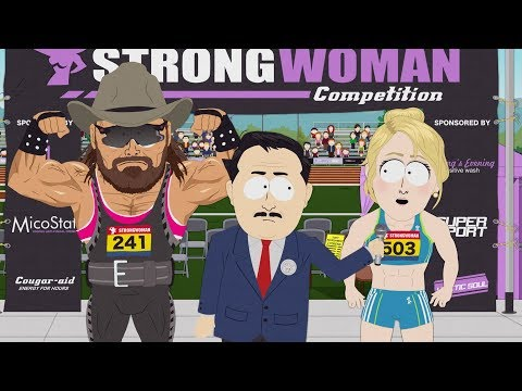 "Go Strong Woman, Go - South Park - ""Board Girls"" - s23e07"