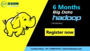 Big Data Hadoop 6 Months Industrial Training in Noida