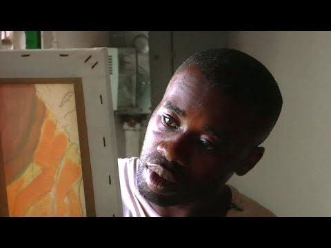 Chris Ofili – Exploding the Crystal | Tate