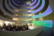 Works & Process at the Guggenheim presents Swing Dancing with Caleb Teicher, Chris Celiz, Ben Folds, Conrad Tao and Eyal Vilner Big Band