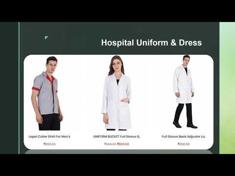 Top Hospital Uniform Manufacturer in Delhi