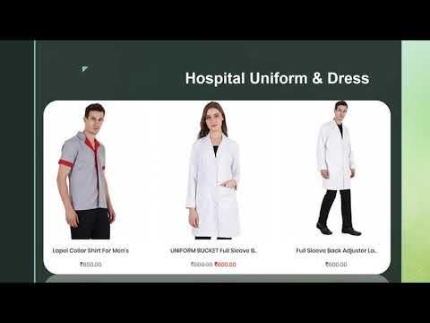 Top Hospital Uniform Manufacturer in Delhi