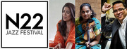 N22 Jazz Festival presents: Unnati Dasgupta and Jyotsna Srikanth featuring Alex Wilson