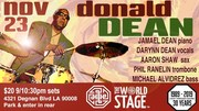 "DONALD DEAN Sr. ""Family 'n Friends"" @ The 'new' World STAGE ]"
