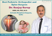 Dr. Sanjay Sarup Nationally Recognized For Setting a New Standard In Field of Orthopedics