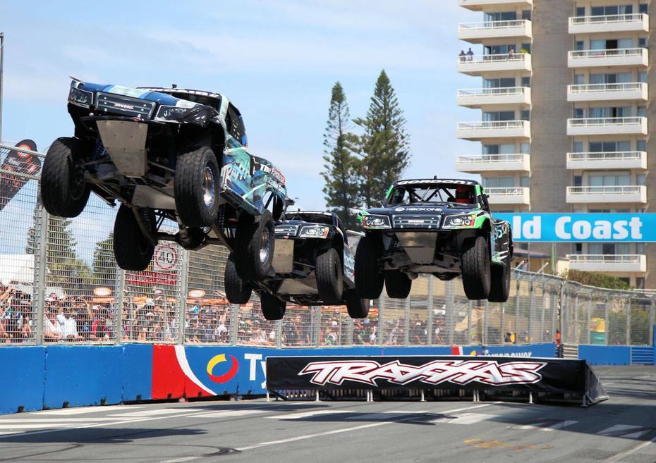 Big Air at Gold Coast 600