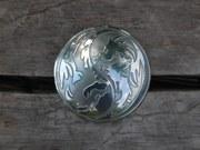 Large Yin and Yang Dragons Hair Tie
