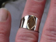 Mirkwood Diamond ring