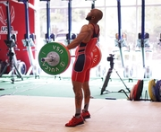 Weightlifting Championships NC
