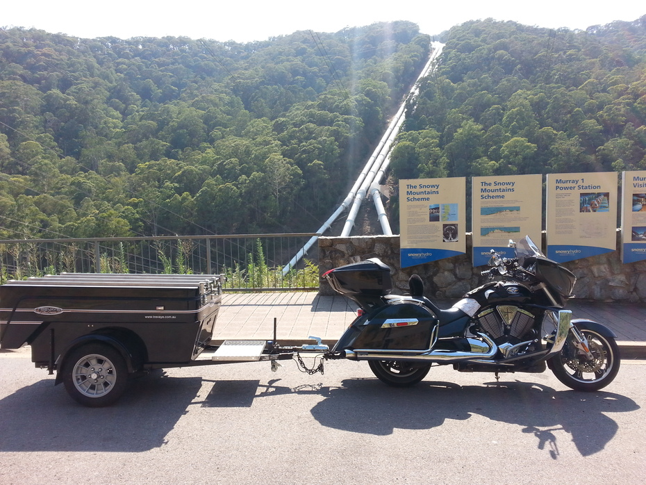 2014 Trip with Melbourne/Tassie Victory Riders