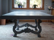 Cuneo dining room table