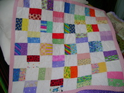 Quilt for NICU