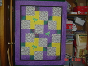 Quilt tops ready for machine quilting