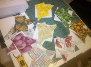 Churning Stomach - Food Quilt
