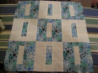 Top for a Doll Quilt