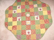 2010-Tree Skirt-Around the World-Lynnetee