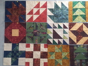 Canadian Quilters BOM 2011