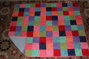 Lydia's Baby Quilt