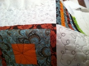 Claire's quilting