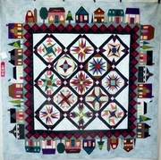 Downtown quilt