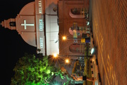 Melaka Church at night
