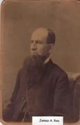 James Azel Rea, about 1889