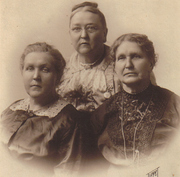 Daughters of Elmore Shoemaker