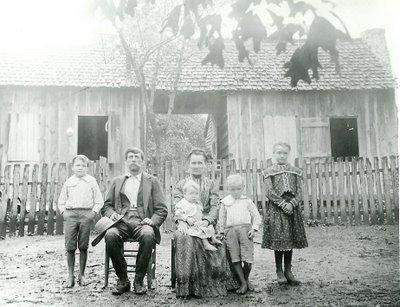 Family of Jasper Monroe Taylor
