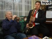 Тончо Русев - с тромпет