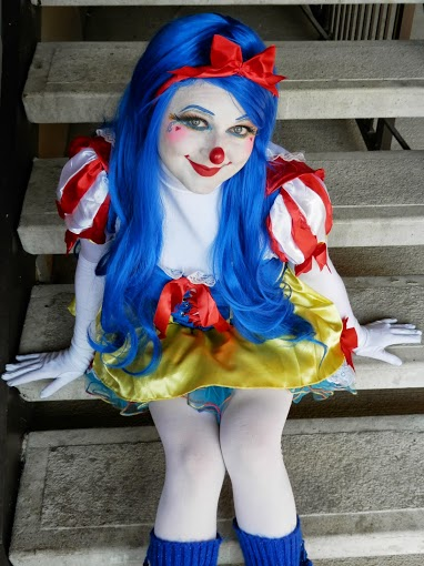 Snow White Clown