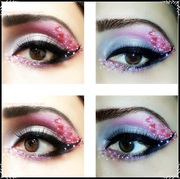 #valentines day Inspired makeup