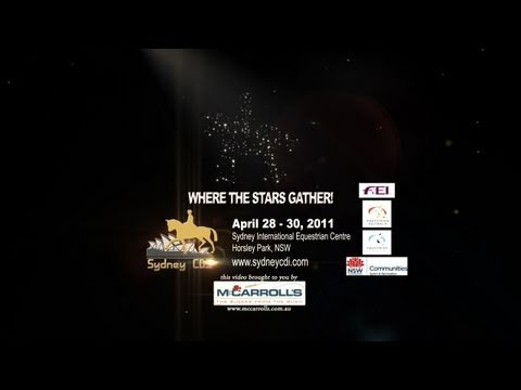Sydney CDI - Where the stars gather in 2011