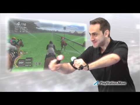 """""""Champion Jockey"""" - New Video Racing Game for WiII, PS3, and XBox"""